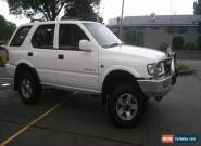 Holden Frontera S (4x4) (2001) 4D Wagon Manual (3.2L - Multi Point F/INJ) 5... for Sale