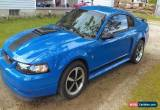 Classic 2003 Ford Mustang Mach I Coupe 2-Door for Sale