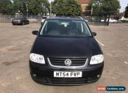 VOLKSWAGEN TOURAN SPORT 2.0 TDI BLACK 7 SEATER  EXCELLENT CONDITION for Sale