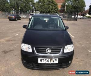 Classic VOLKSWAGEN TOURAN SPORT 2.0 TDI BLACK 7 SEATER  EXCELLENT CONDITION for Sale