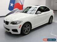 2015 BMW 2-Series Base Coupe 2-Door for Sale