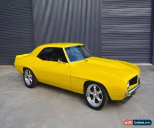 Classic 1969 CHEVROLET CAMARO - 350ci V8 - 700R - CUSTOM TRIM - Chev Mustang Pickup Ford for Sale