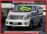 2006 Nissan Elgrand E51 White Automatic 5sp A Wagon for Sale