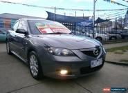 2008 Mazda 3 BK MY08 Maxx Sport Grey Automatic 4sp A Sedan for Sale