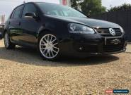 2008 08 VOLKSWAGEN GOLF 2.0 GT TDI 5D DIESEL for Sale