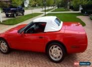 1996 Chevrolet Corvette Convertible for Sale