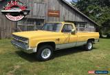Classic 1983 Chevrolet Other Pickups -- for Sale