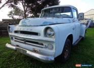 1957 Dodge V8 Auto Pickup Classic Custom Hotrod Shop Truck for Sale