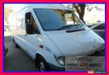 Classic 2002 Mercedes-Benz Sprinter 313CDI White Manual M Van for Sale