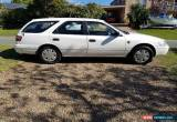 Classic 2002 Toyota Camry Wagon for Sale