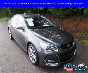 Classic 2017 Chevrolet Other Base Sedan 4-Door for Sale
