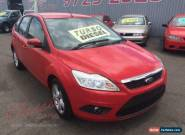 2010 Ford Focus LV TDCi Automatic 6sp A Hatchback for Sale
