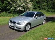 2006 Bmw 3 Series 318 2.0 Automatic SE Metalic Silver for Sale