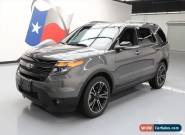 2015 Ford Explorer Sport Sport Utility 4-Door for Sale