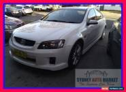 2007 Holden Commodore White Automatic A Sedan for Sale