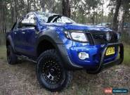 2012 Ford Ranger Raptor XLT 4x4 6 speed manual 3.2 diesel **EASY FINANCE** for Sale