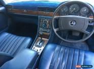 Mercedes Benz 280SEL Limosene 1980 Original Last of the Model - RARE for Sale