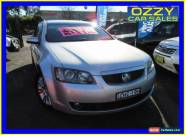 2008 Holden Calais VE MY09 V Silver Automatic 5sp A Sedan for Sale