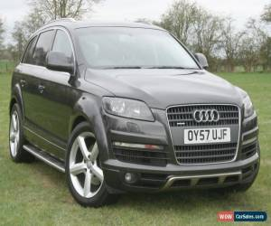 Classic Audi Q7 4.2TDI Limited Edition Quattro Auto for Sale