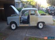 1963 DATSUN U320 1200 coupe/ute collector classic hot-rod vintage for Sale