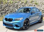 2017 BMW M2 Base Coupe 2-Door for Sale