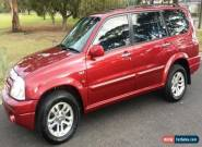 2005 Suzuki XL-7 4X4 ``7 SEATER`` Automatic 4sp A Wagon for Sale