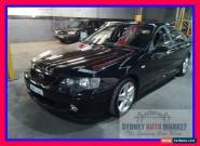 2003 Ford Falcon BA XR6 Black Automatic 4sp A Sedan for Sale