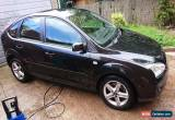 Classic Ford Focus 2.0 TDCI 2005 55 Titanium Black for Sale