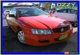Classic 2006 Holden Commodore VZ Executive Red Automatic 4sp A Sedan for Sale