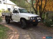 2000 Toyota Hilux 4x4 5 speed manual for Sale