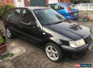 Vw Polo 6n2 1.4 spares or repair. for Sale