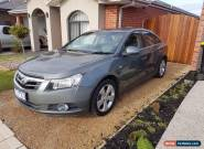 2010 Holden Cruze CDX Diesel Manual for Sale