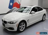 2015 BMW 4-Series Base Coupe 2-Door for Sale