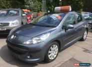 2007 Peugeot 207 1.6 16V SE 5dr 5 door Hatchback  for Sale