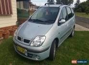 Renault Scenic Dynamique (2002) 4D Wagon Automatic (2L - Multi Point F/INJ) 5... for Sale