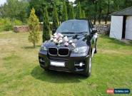 BMW x6 3.0 diesel xdrive for Sale