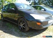 1999 V FORD FOCUS 1.8 LX 5D 113 BHP for Sale
