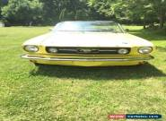 1966 Ford Mustang Convertible base interior for Sale