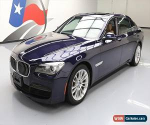 Classic 2014 BMW 7-Series Base Sedan 4-Door for Sale