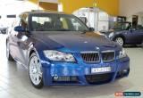 Classic 2006 BMW 323I E90 Blue Automatic 6sp A Sedan for Sale