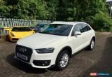 Classic Audi Q3 2.0TDI ( 140ps ) SE for Sale