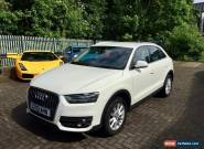 Audi Q3 2.0TDI ( 140ps ) SE for Sale