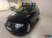 2004 Audi A4 Sedan, Auto 2.0L for Sale