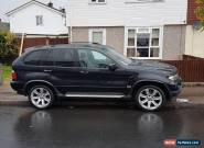 BMW X5 SPORT , 2006 , 3.0 DIESEL , BLACK , 6 SPEED AUTO SWITCHABLE for Sale