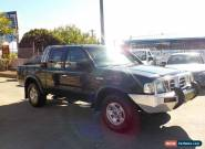 2004 FORD COURIER XLT HURRICANE TURBO DIESEL 5 SP MANUAL  for Sale