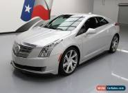 2014 Cadillac ELR Base Coupe 2-Door for Sale