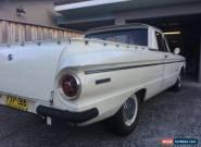 1966 XP Falcon Ute for Sale