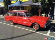 RARE 1961 two door Falcon wagon for Sale