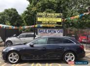 2016 16 AUDI A4 2.0 AVANT TDI S LINE 5D AUTO 188 BHP DIESEL for Sale