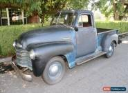 1953 Chevrolet Other Pickups DeLuxe for Sale